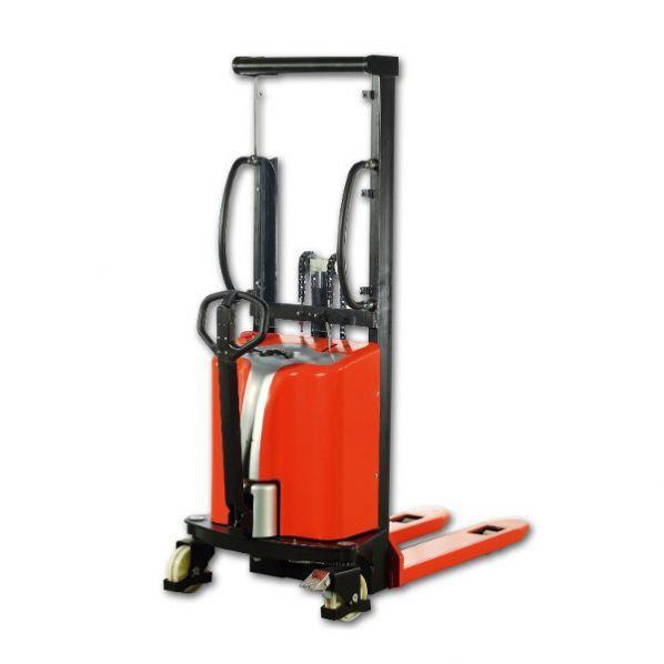 Rolléco Gerbeur semi-électrique 1500 kg Hauteur de levage : 3500 mm
