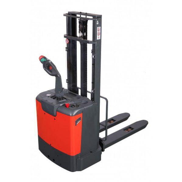 Rolléco Gerbeur électrique 1250 kg grande autonomie 4H Charge maximale : 1250 kg