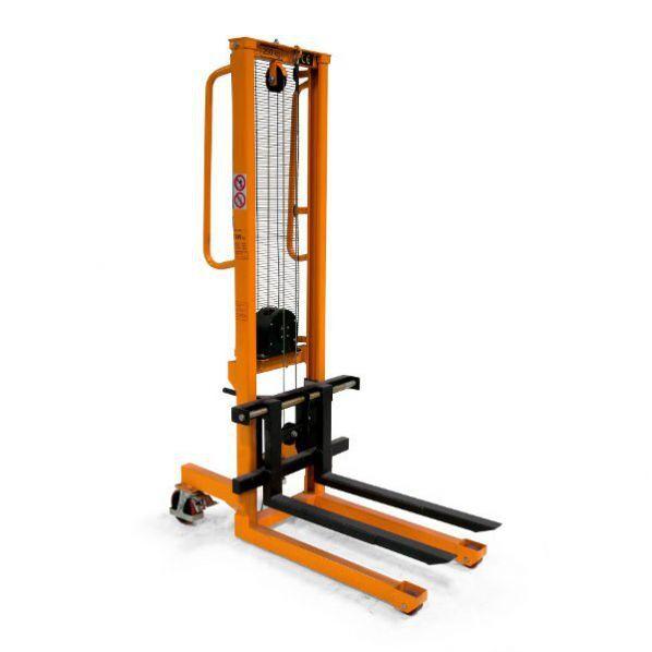 Rolléco Gerbeur à manivelle winch 250 kg Charge maximale : 250 kg