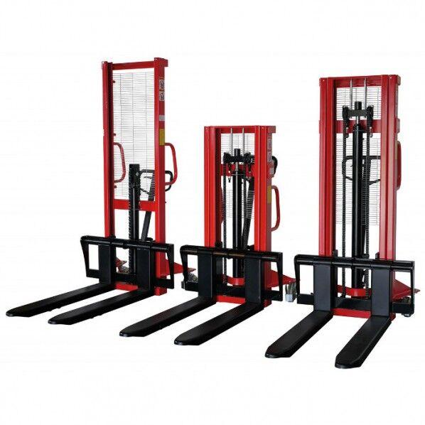 Rolléco Gerbeur manuel standard 1000 kg Hauteur de levage : 3000 mm
