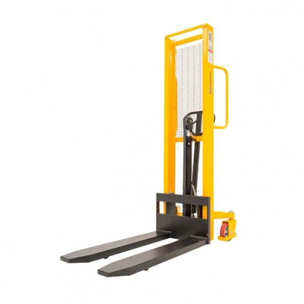 Rolléco Gerbeur manuel simple mât 1000 kg Charge maximale : 1000 kg