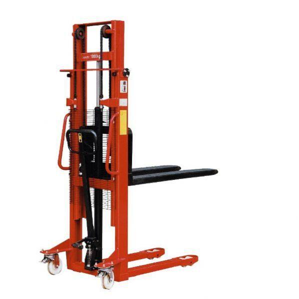 Rolléco Gerbeur levée 1600 mm capacité 1000 kg Charge maximale : 1000 kg