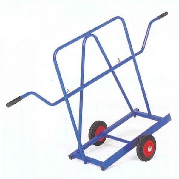 Rolléco Chariot pour panneaux Roues pneumatiques