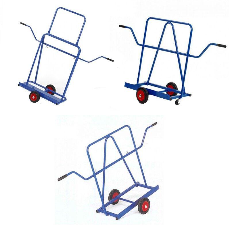 Rolléco Chariot pour panneaux Roues caoutchouc
