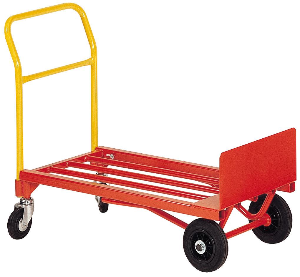 SETAM Chariot-diable manutention 4 roues