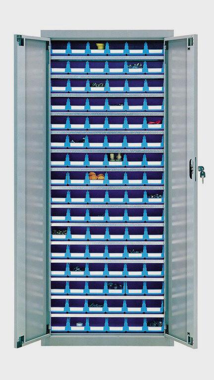 SETAM Armoire bacs à bec avec 96 bacs volume 1 litre