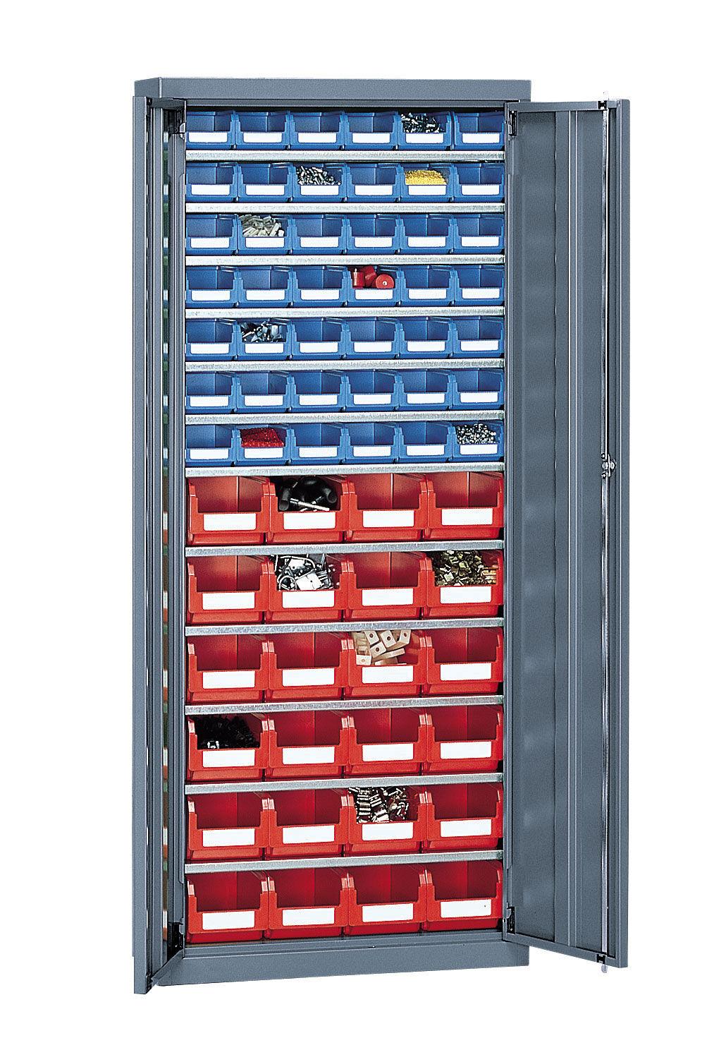 SETAM Armoire professionnelle avec 66 bacs à bec 1 & 3.8 litres