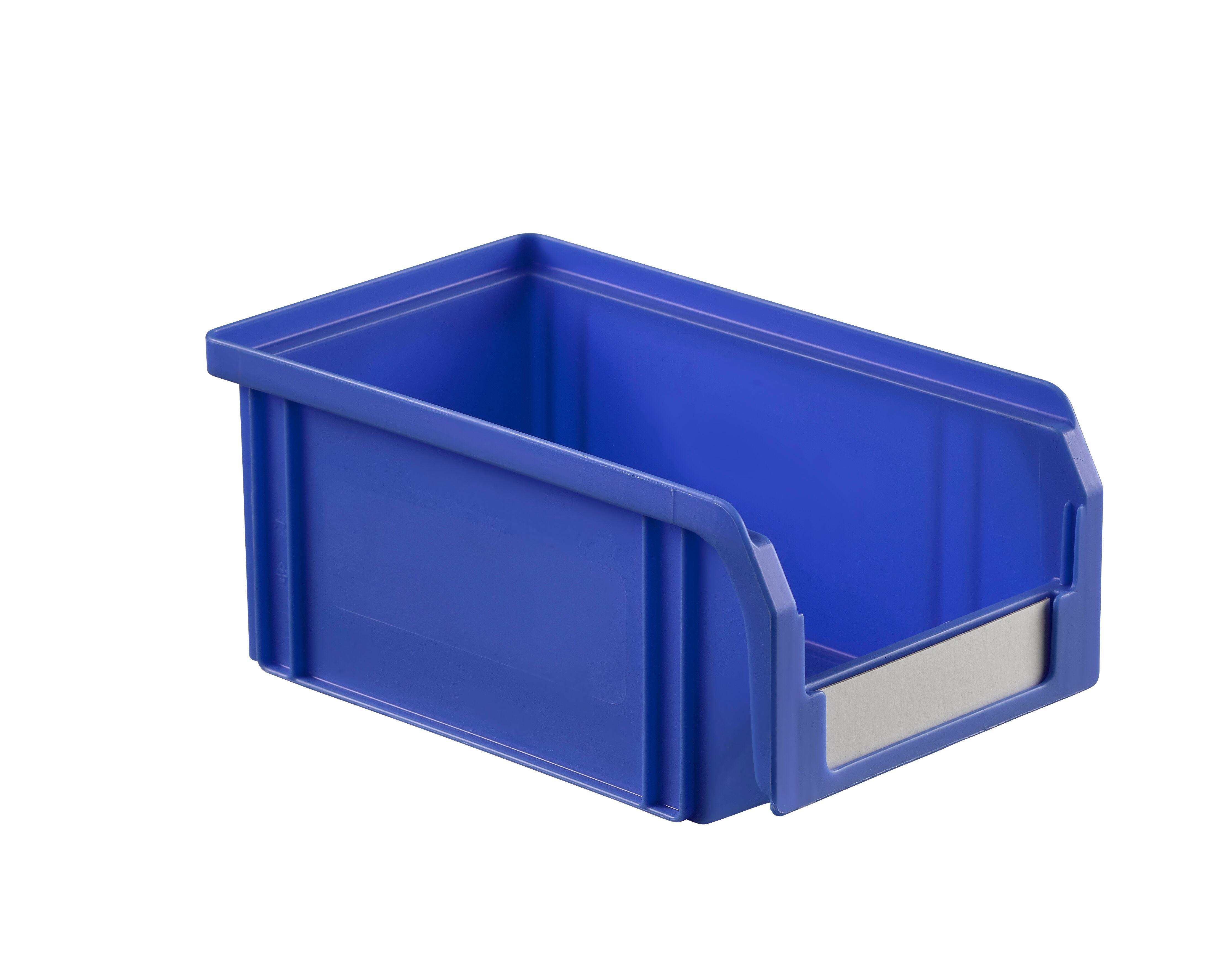 SETAM Bac à bec en plastique 1 litre coloris bleu