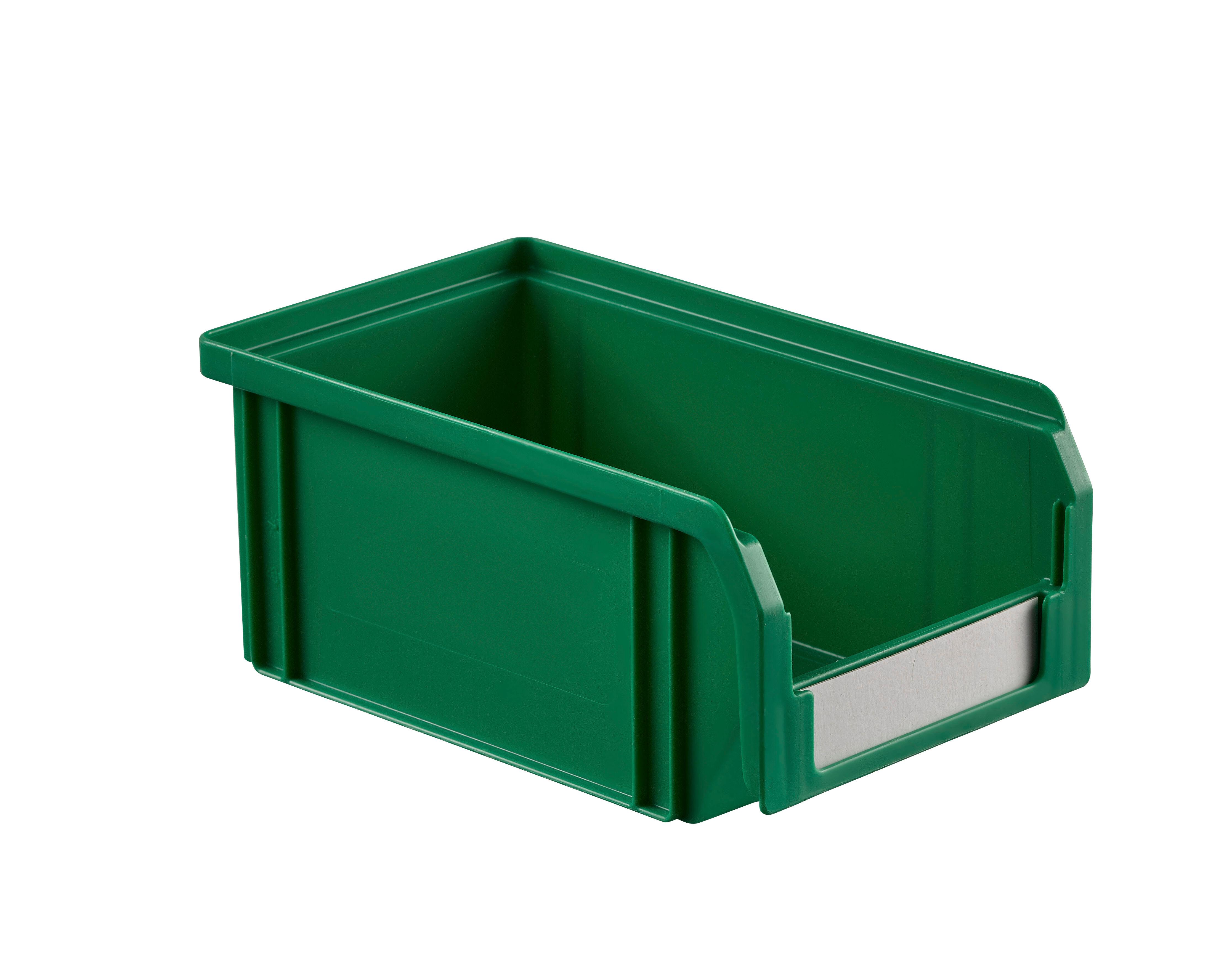 SETAM Bac plastique à bec 1 litre vert
