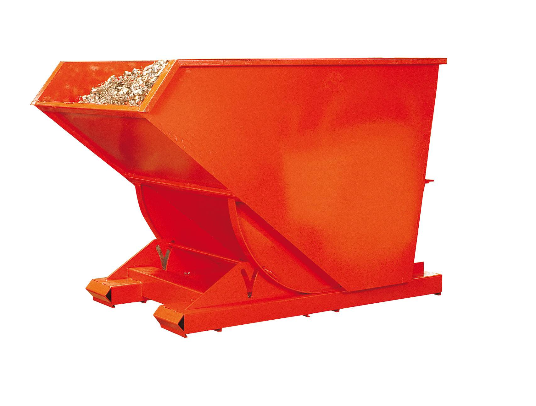 SETAM Benne auto-basculante container DIB 750 L