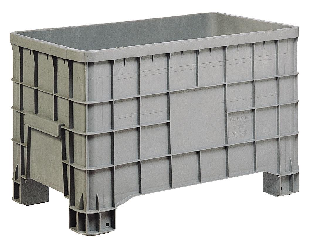 SETAM Caisse palette palox plastique 280 litres alimentaire