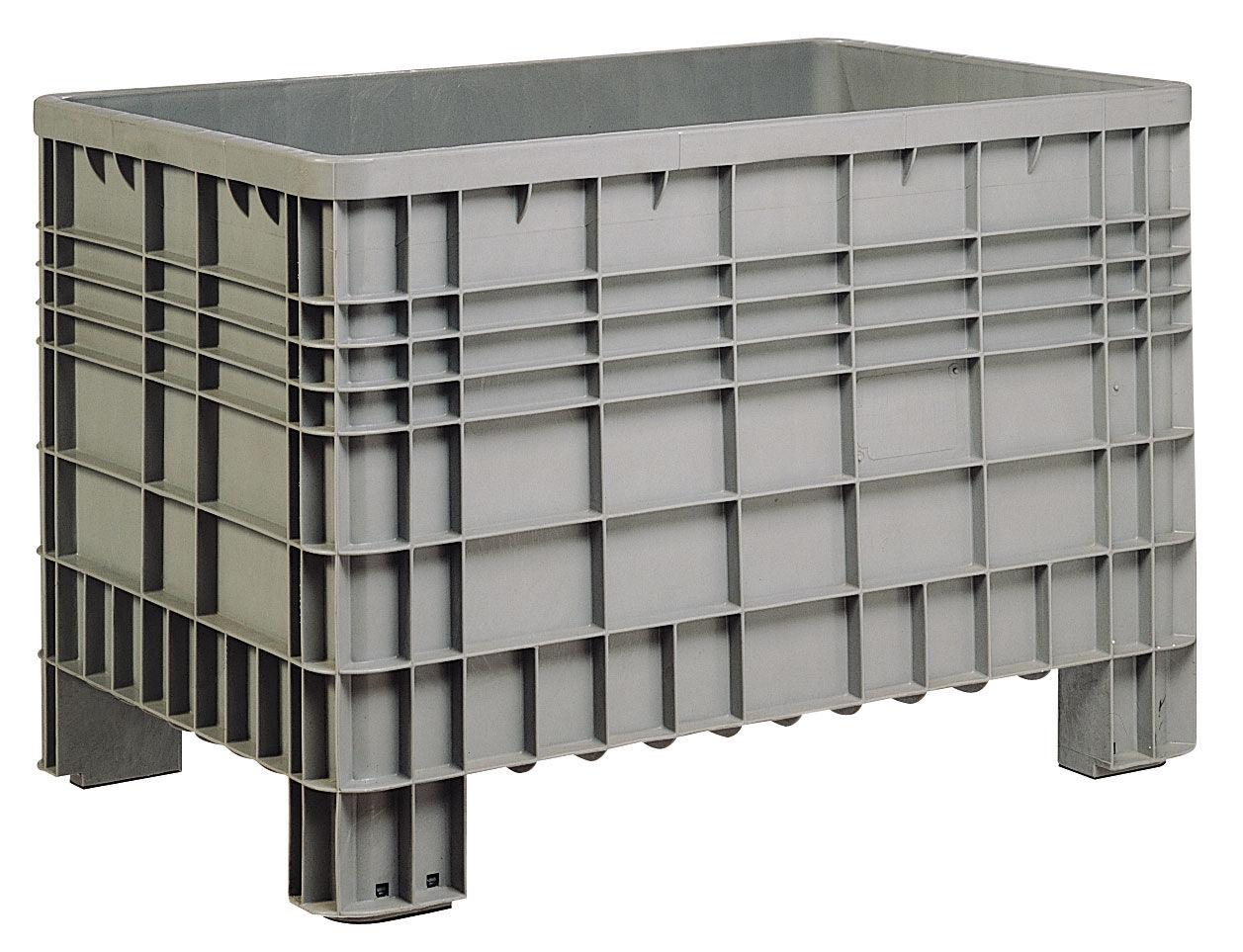 SETAM Caisse palette plastique alimentaire grand volume 520 litres