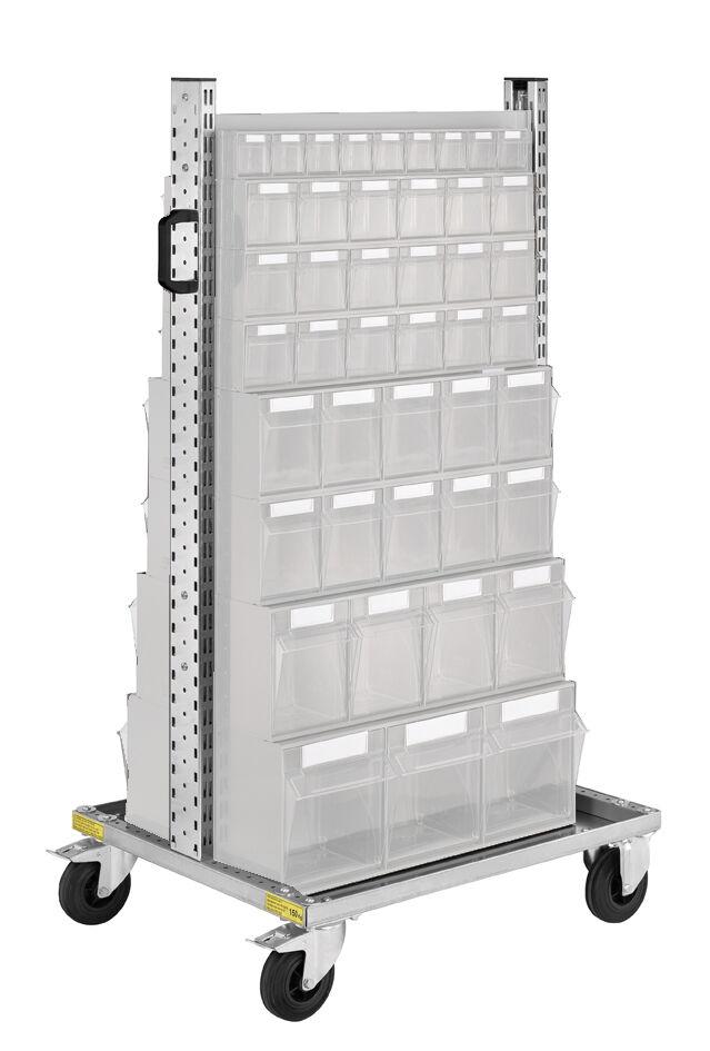 SETAM Chariot transport pour bloc tiroir plastique