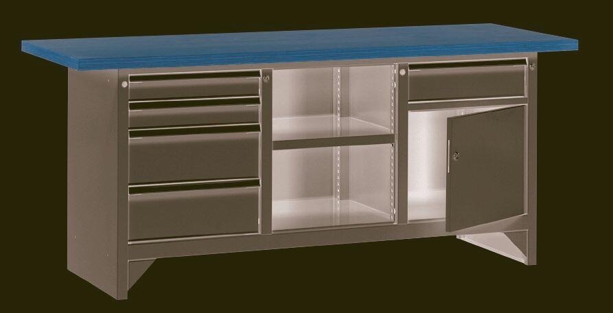 SETAM Etabli gamme pro avec tiroirs