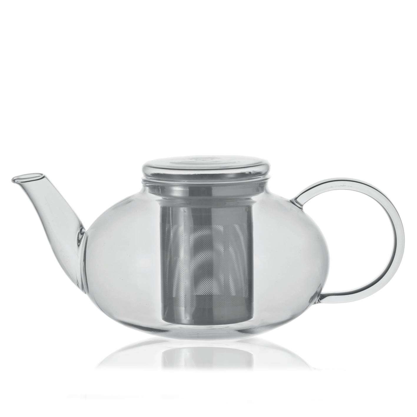 KUSMI TEA Théière en verre 1,2L Moon - Accessoire pour le thé - Kusmi Tea