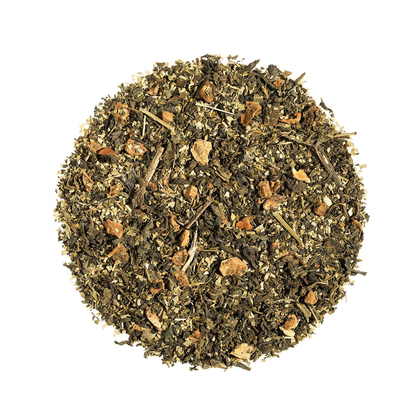 KUSMI TEA Lov is Pure bio - Thé vert, maté, ortie - Thé en vrac - Kusmi Tea