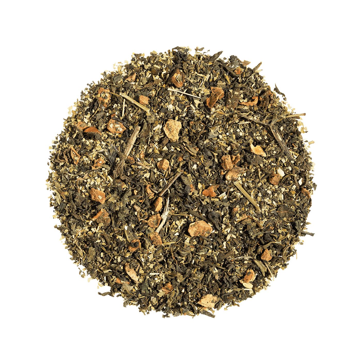 KUSMI TEA Lov is Pure bio - Thé vert, maté, ortie - Kusmi Tea