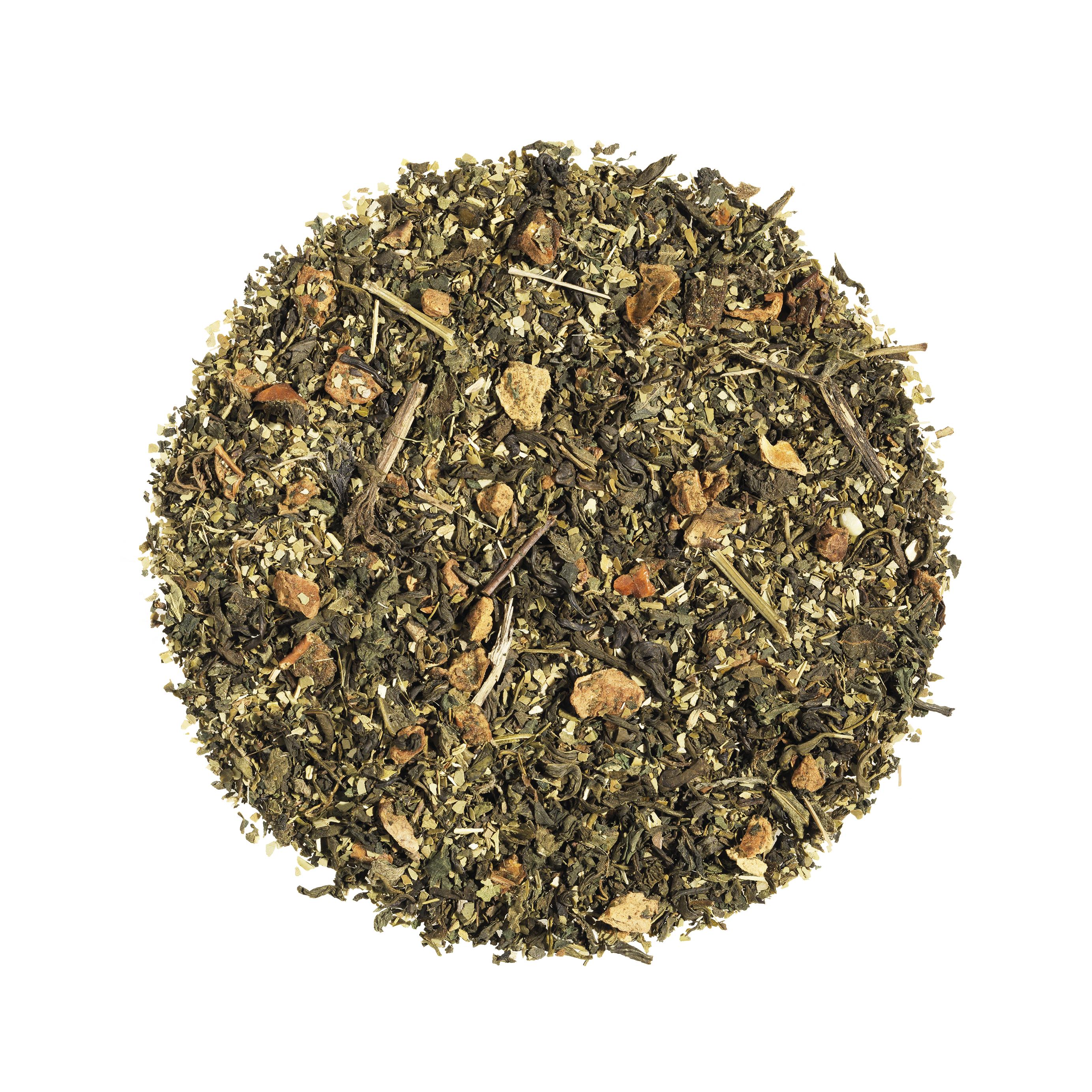 KUSMI TEA Lov is Pure bio Thé vert  Kusmi Tea