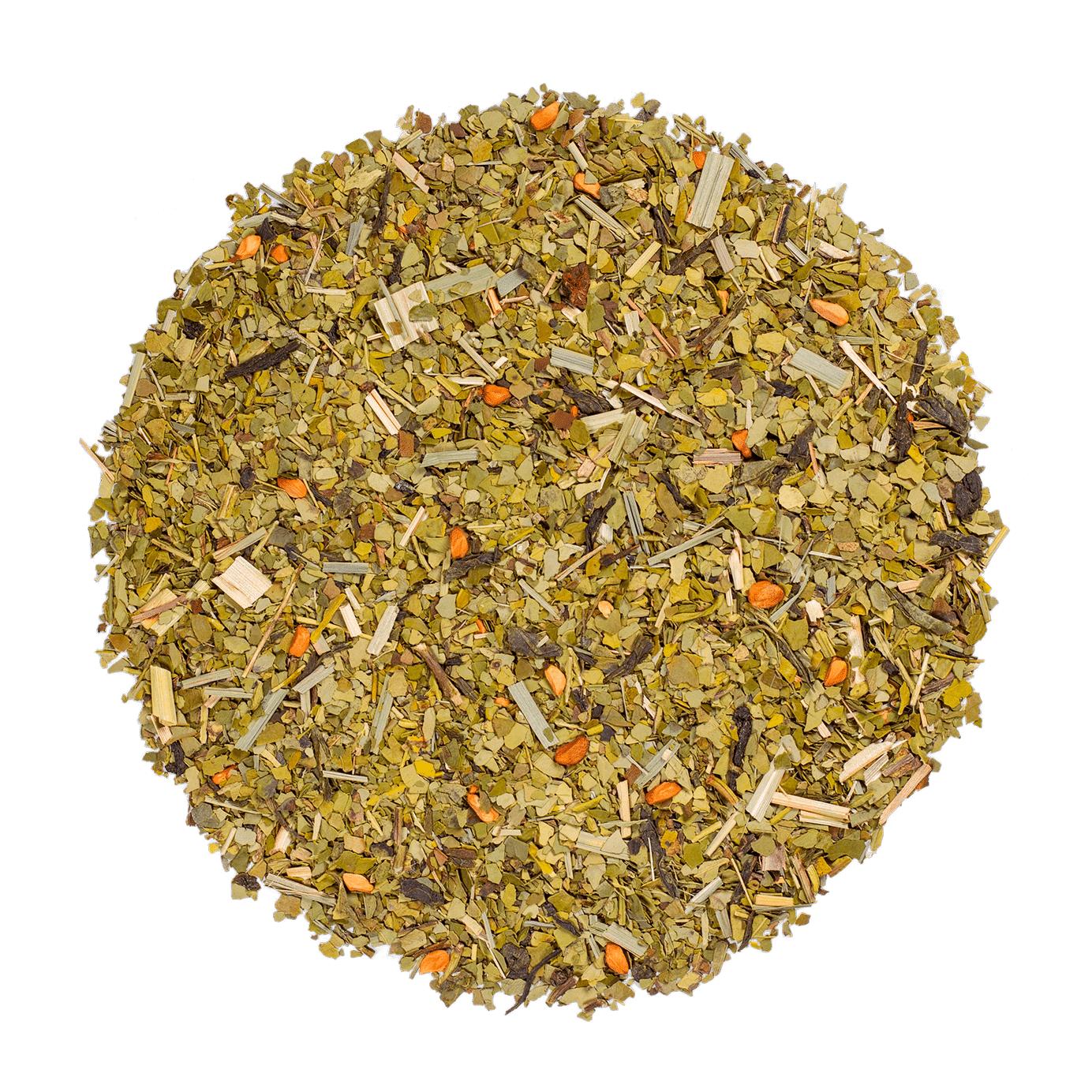 KUSMI TEA Detox bio - Thé vert, maté, citron - Thé en vrac - Kusmi Tea