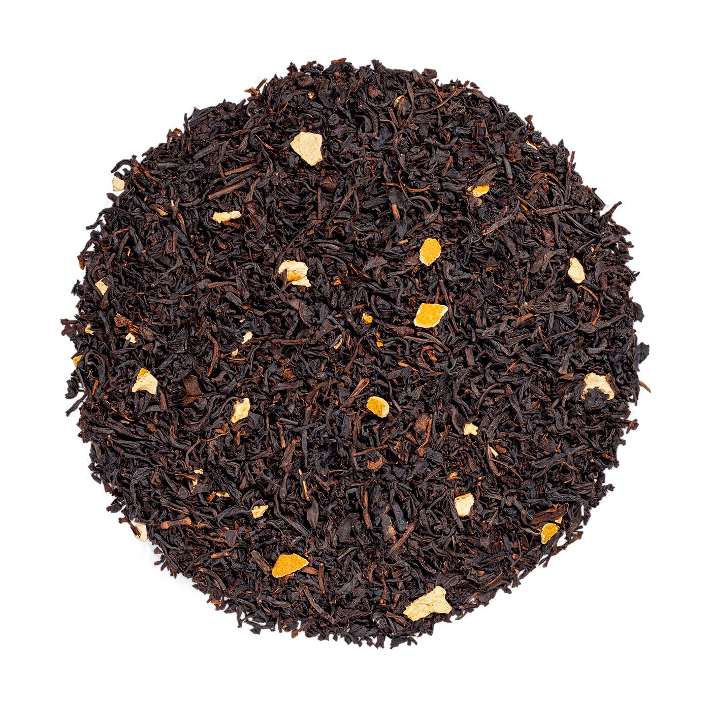 KUSMI TEA Earl Grey Intense bio - Thé noir, bergamote, citron - Thé en vrac - Kusmi Tea