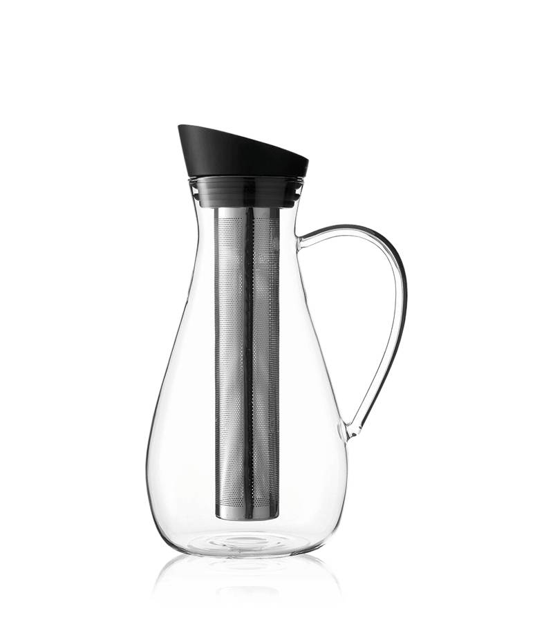 KUSMI TEA Carafe verre à thé glacé - Accessoire pour le thé - Kusmi Tea