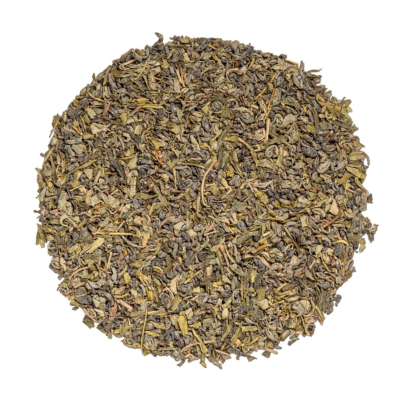 KUSMI TEA Thé vert à la menthe bio à l'arôme naturel de rose Thé vert  Kusmi Tea