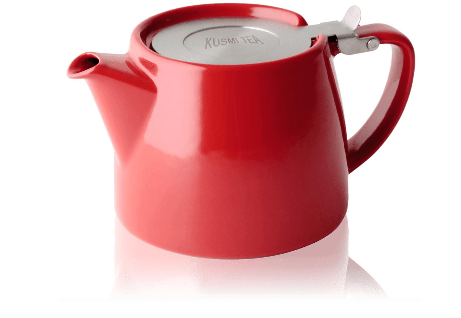 KUSMI TEA Théière Stump Kusmi 0,40L - Accessoire pour le thé - Kusmi Tea