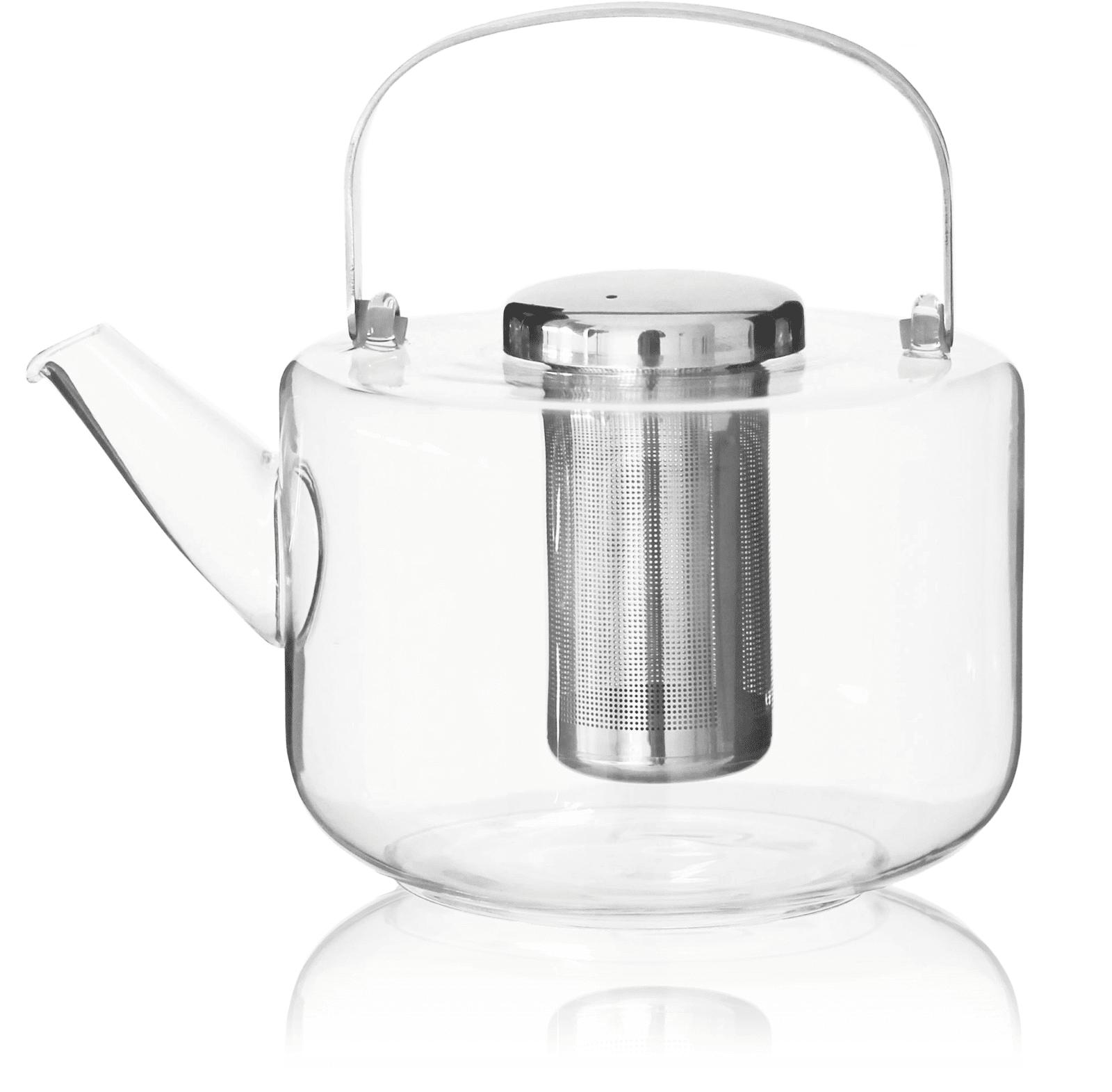 KUSMI TEA Théière verre Bjorn 1,2L - Accessoire pour le thé - Kusmi Tea