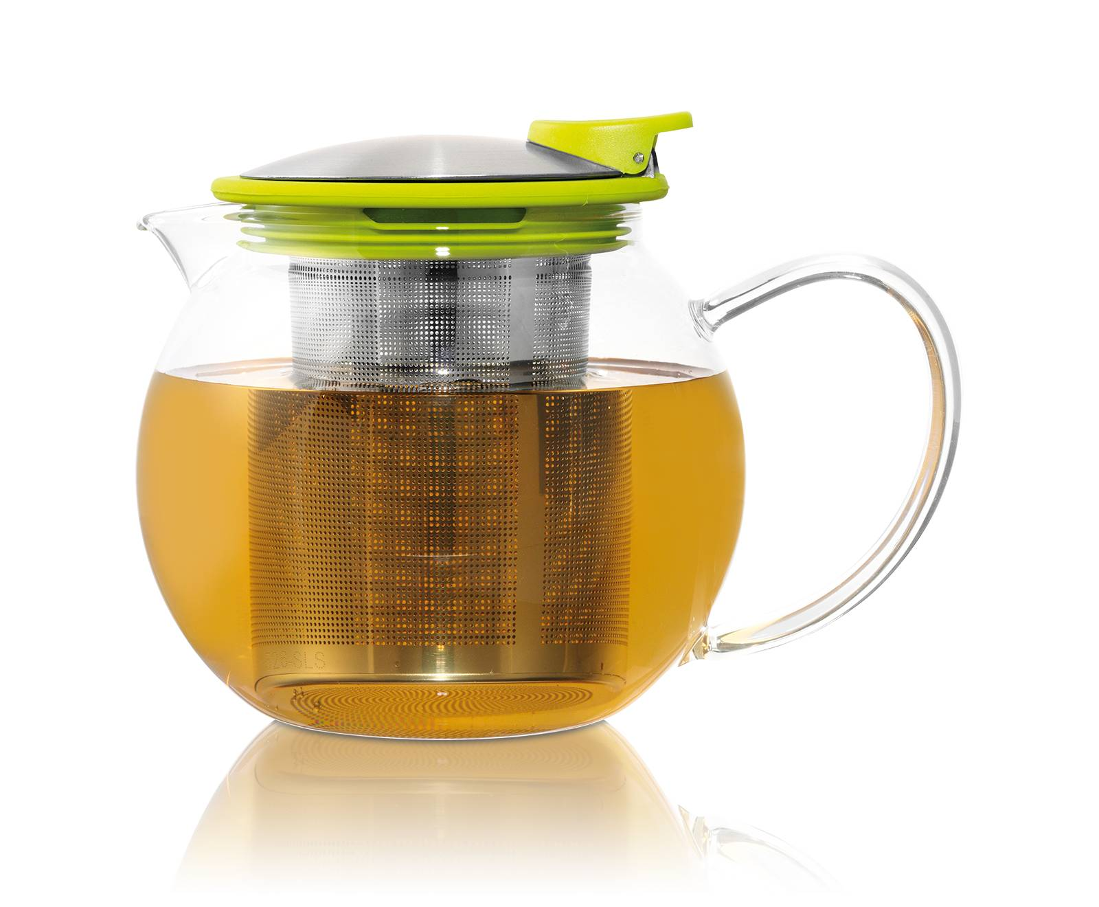 KUSMI TEA Théière Bola en verre avec filtre et couvercle 0,75L Kusmi Tea