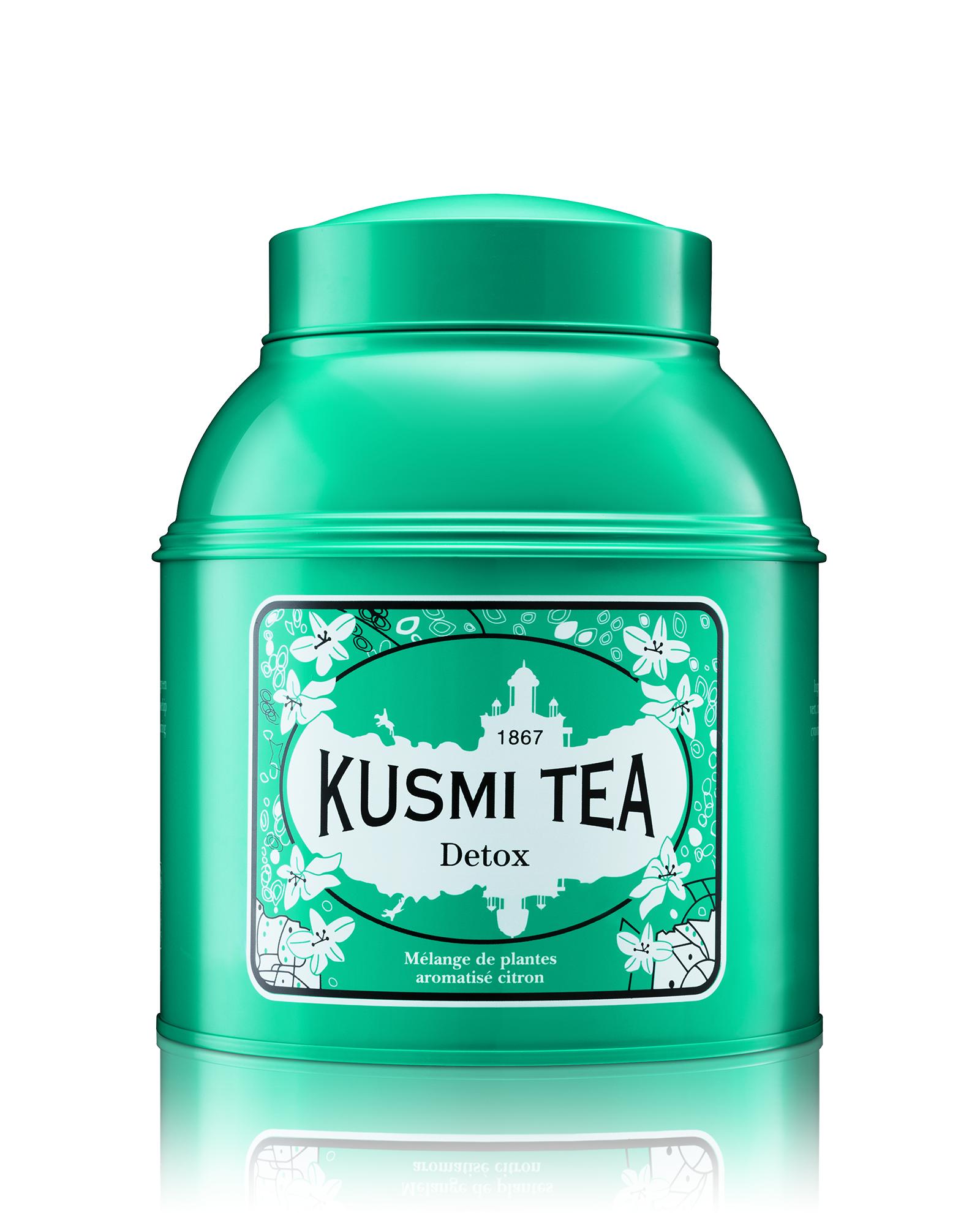 KUSMI TEA Detox Thé vert  Kusmi Tea