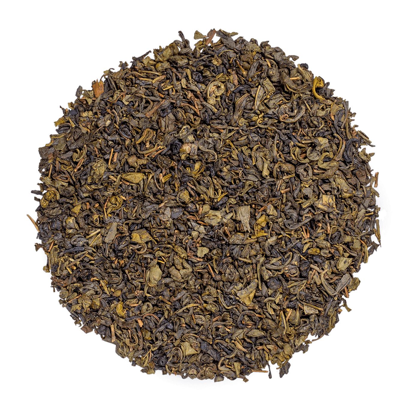 KUSMI TEA Vert Bouquet bio - Thé vert, bergamote, fleur - Thé en vrac - Kusmi Tea