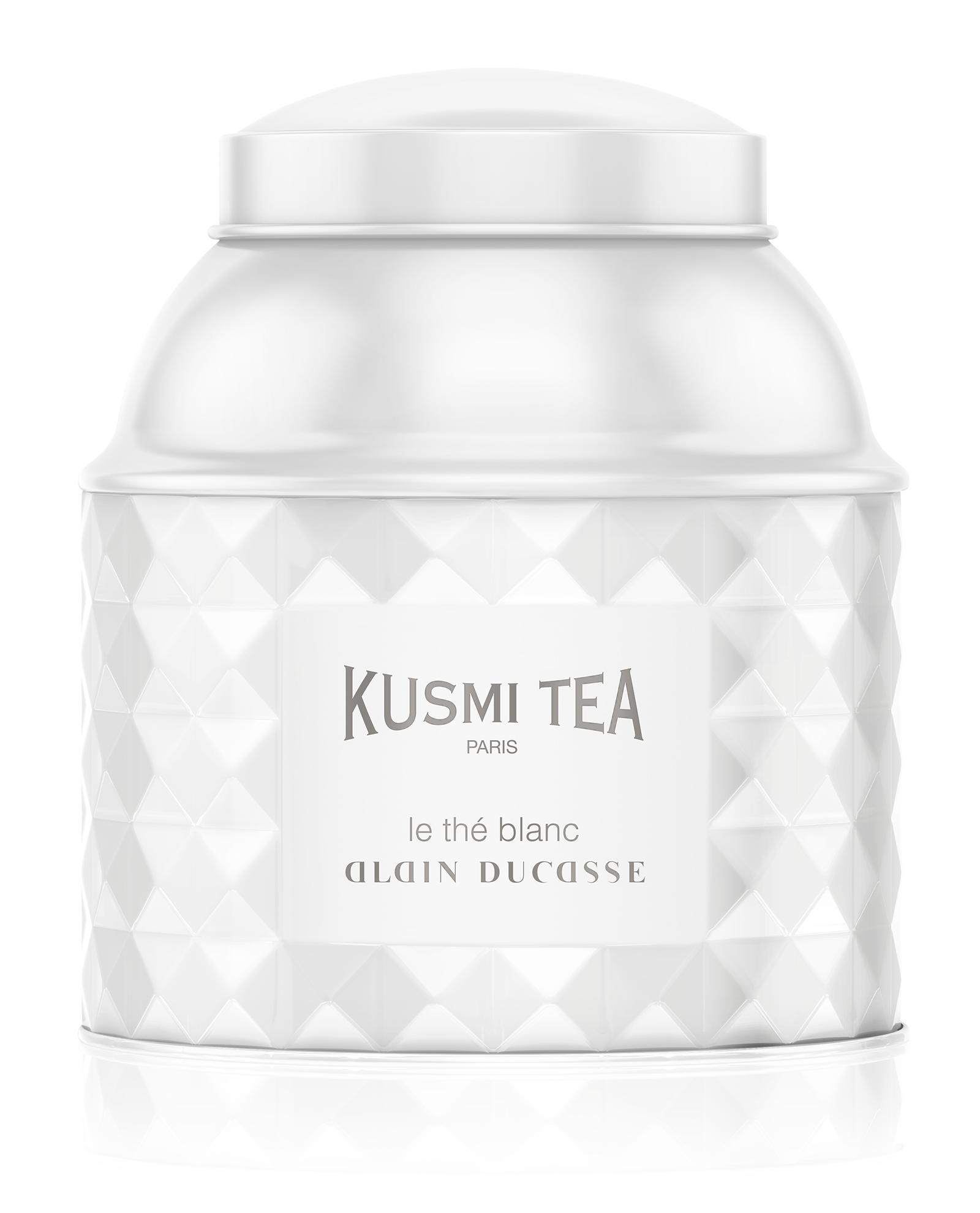 KUSMI TEA Le Thé blanc Alain Ducasse