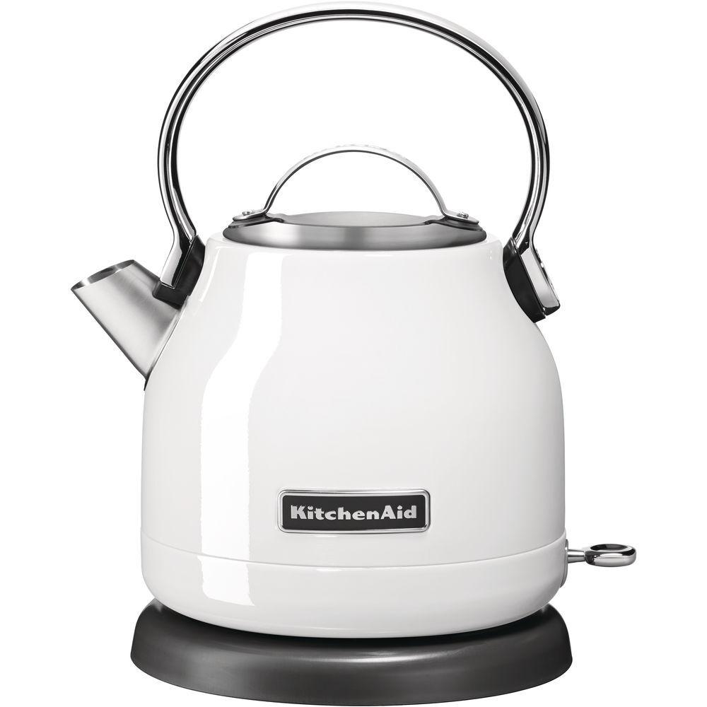 KUSMI TEA Bouilloire KitchenAid Classic 1,25L électrique Kusmi Tea