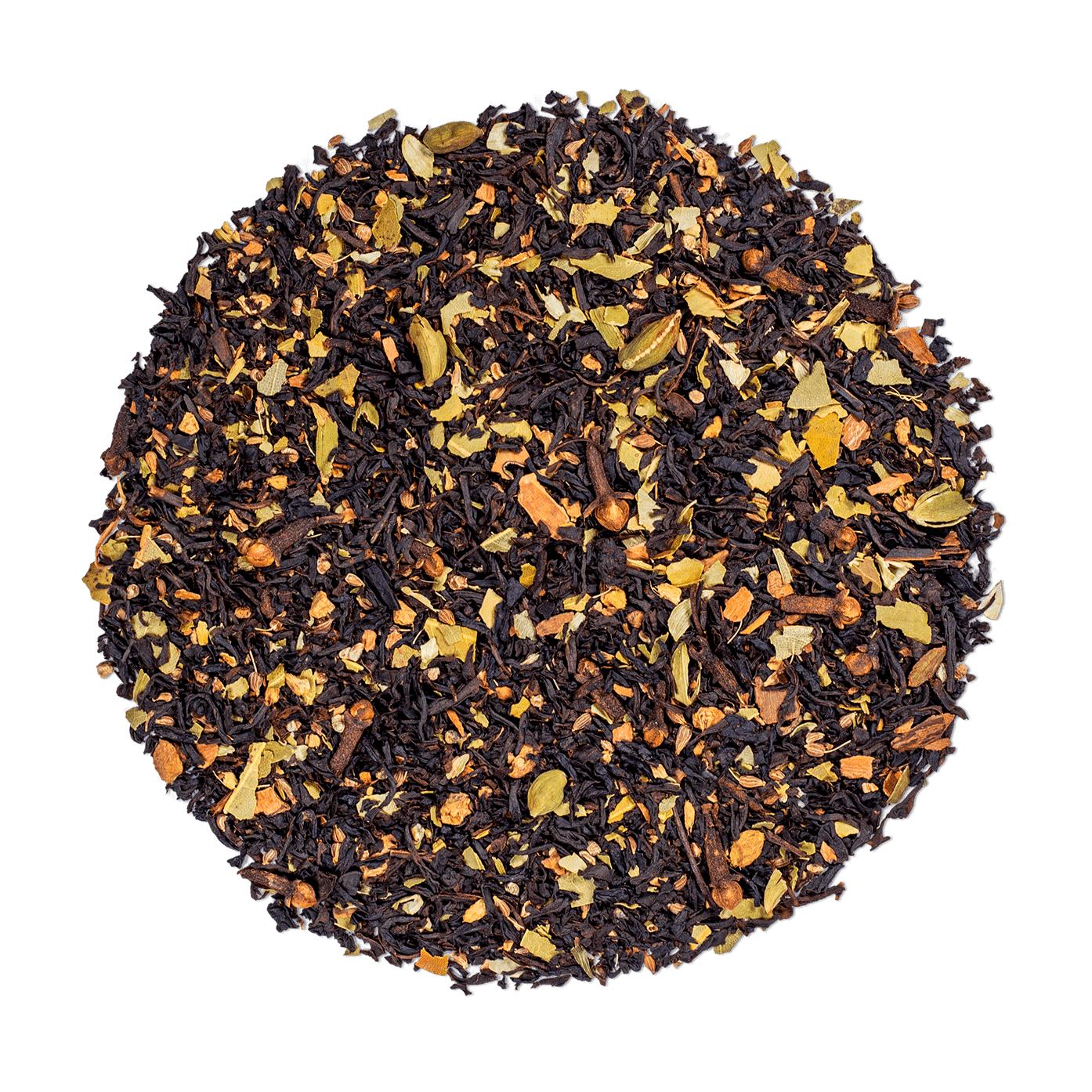KUSMI TEA Kashmir Tchaï - Thé noir aux épices - Thé en vrac - Kusmi Tea