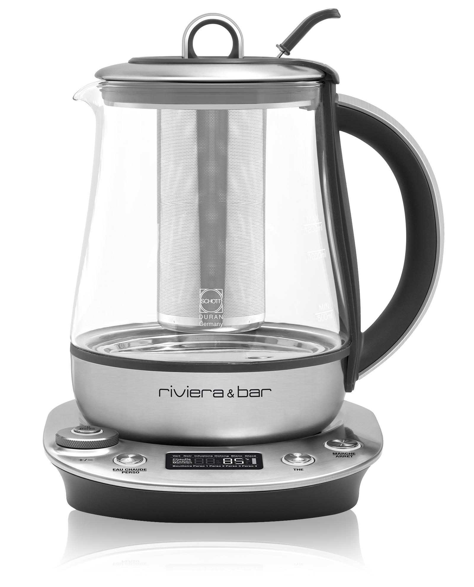 KUSMI TEA Théière automatique 1,2L Kusmi Tea