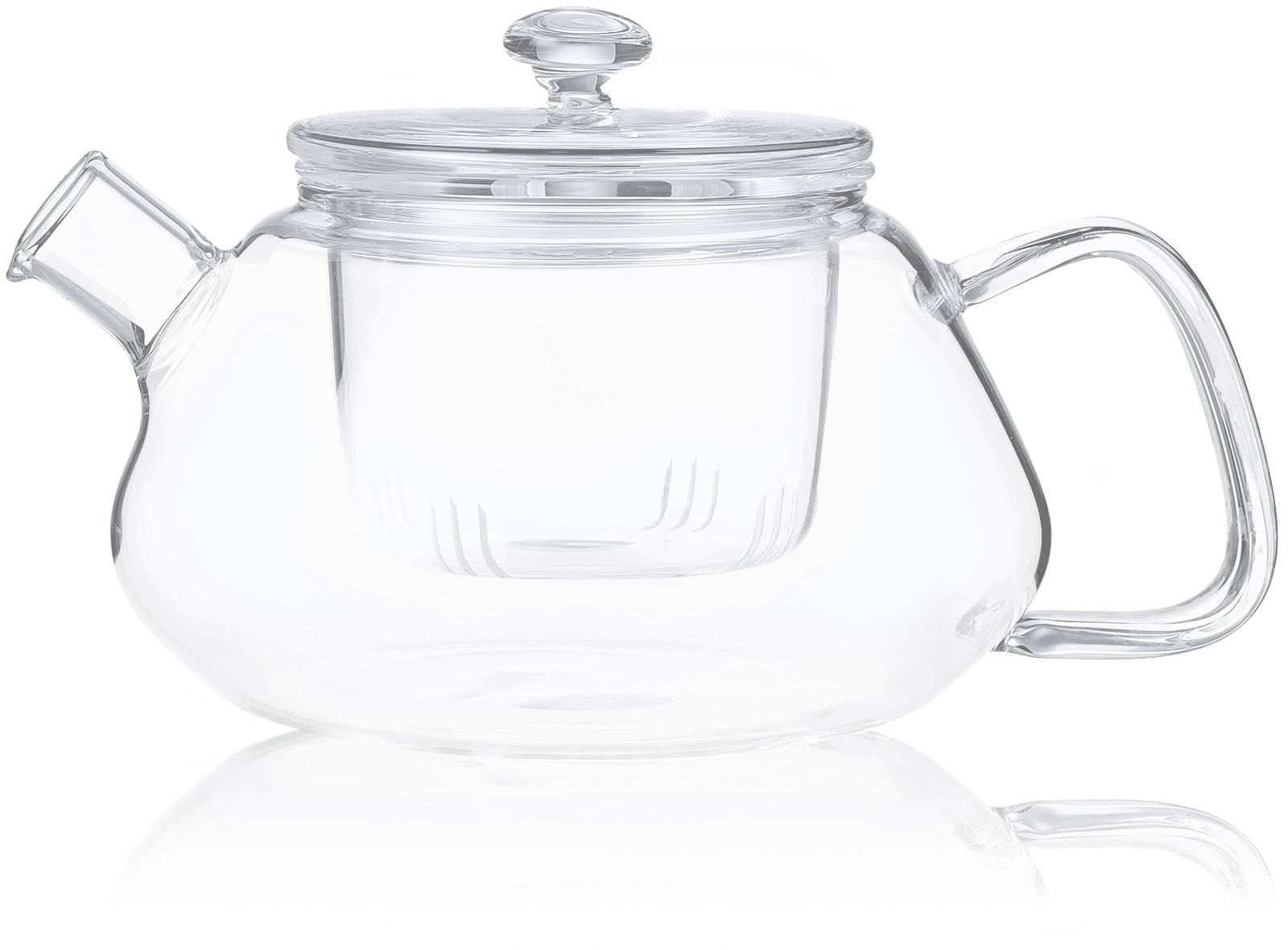 KUSMI TEA Théière en verre Nicola - Accessoire pour le thé - Kusmi Tea