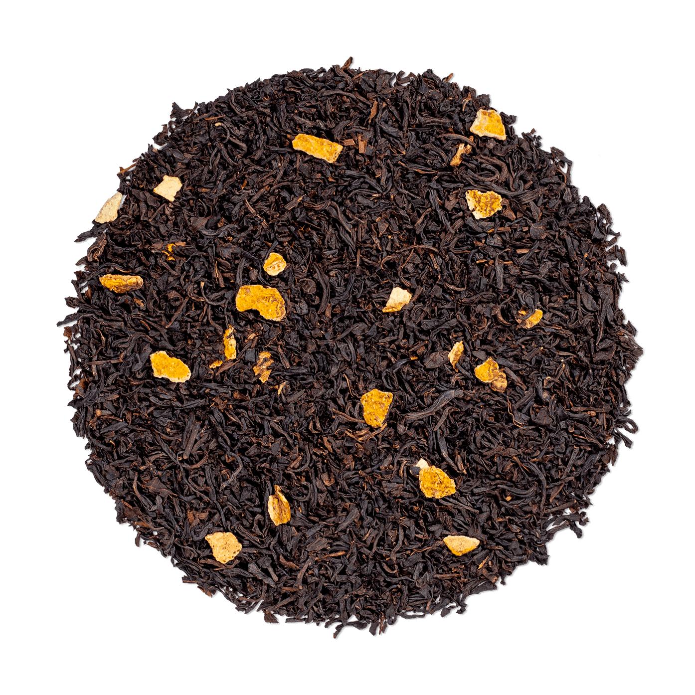 KUSMI TEA Prince Vladimir bio - Thé noir earl grey, orange - Thé en vrac - Kusmi Tea