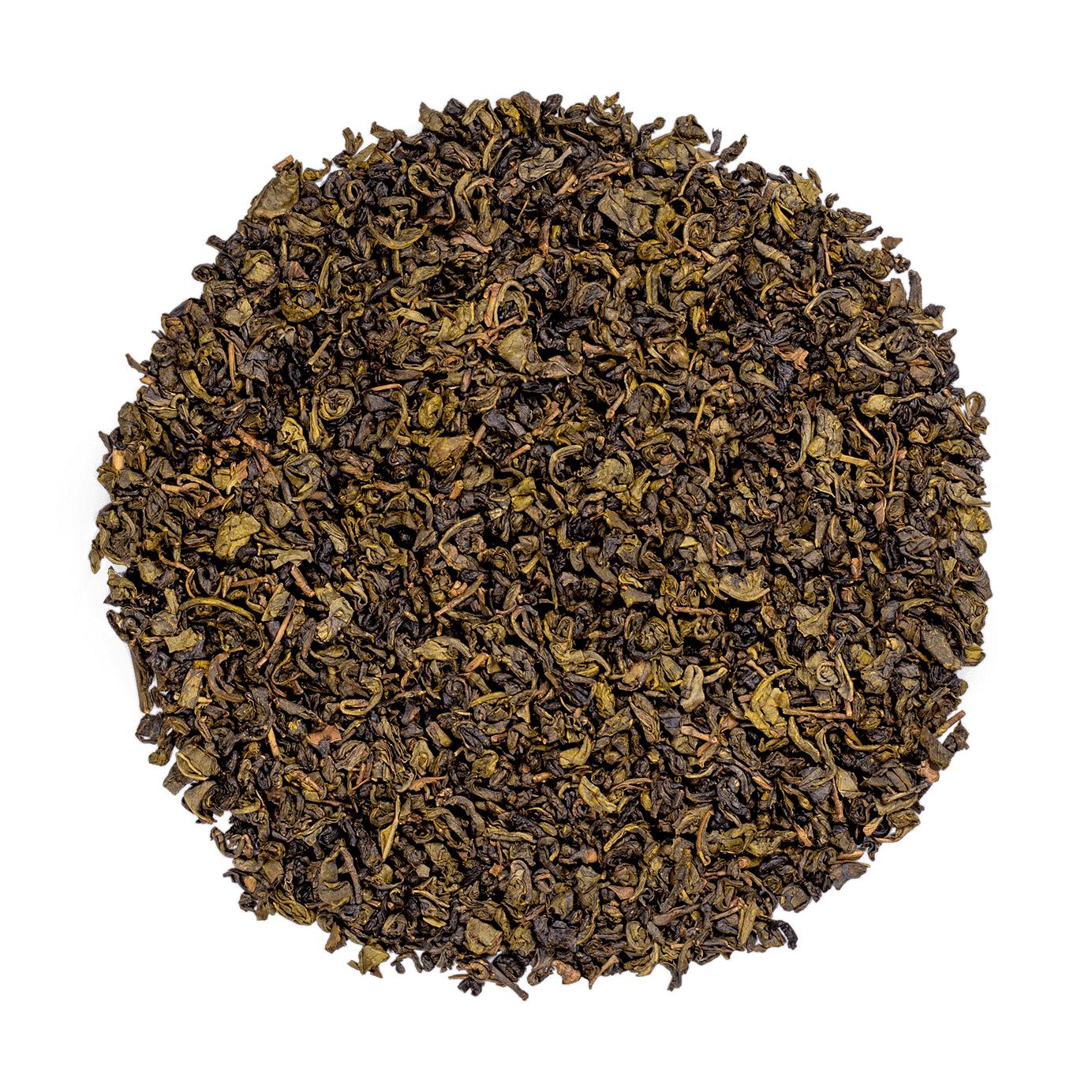KUSMI TEA Thé vert à la menthe bio - Thé vert à la menthe - Thé en vrac - Kusmi Tea