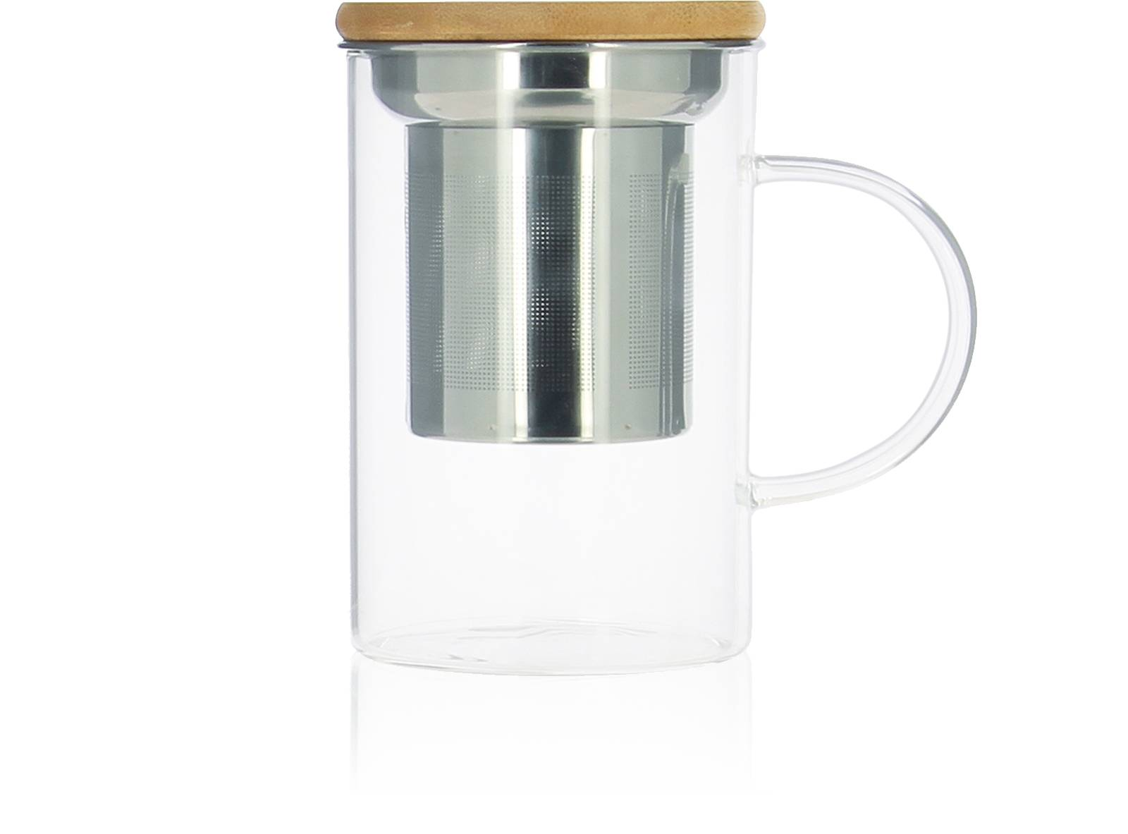 KUSMI TEA Tisanière en verre OGO Kusmi Tea
