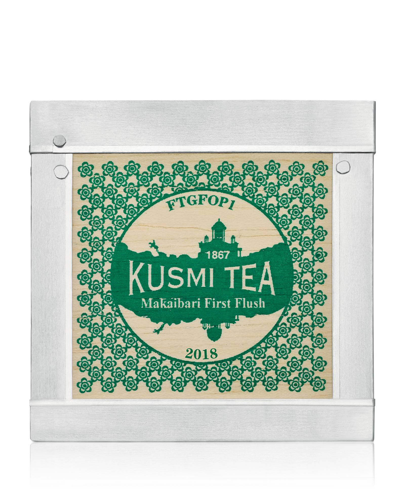 KUSMI TEA Makaibari Darjeeling First Flush 2018 Kusmi Tea