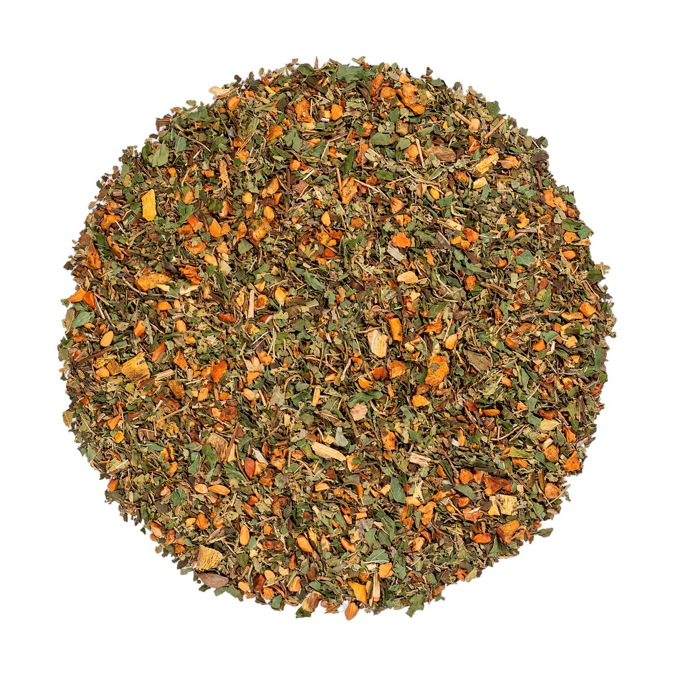 KUSMI TEA Be Cool bio - Infusion verveine - Thé en vrac - Kusmi Tea