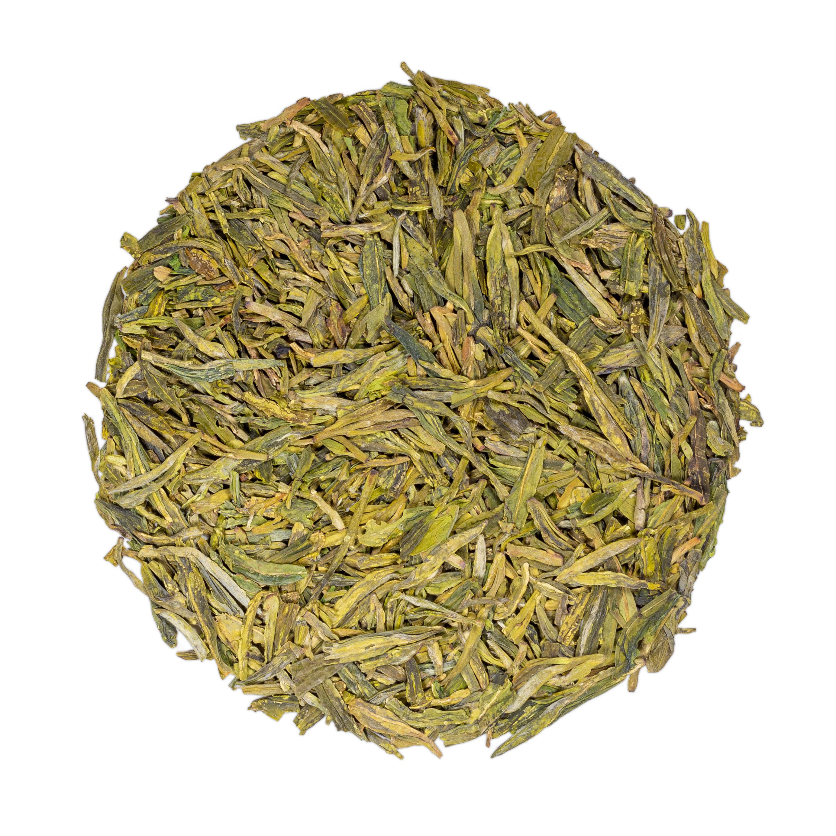 KUSMI TEA Long Jing, Hangzhou Zhejiang bio - Thé vert de Chine - Thé en vrac - Kusmi Tea
