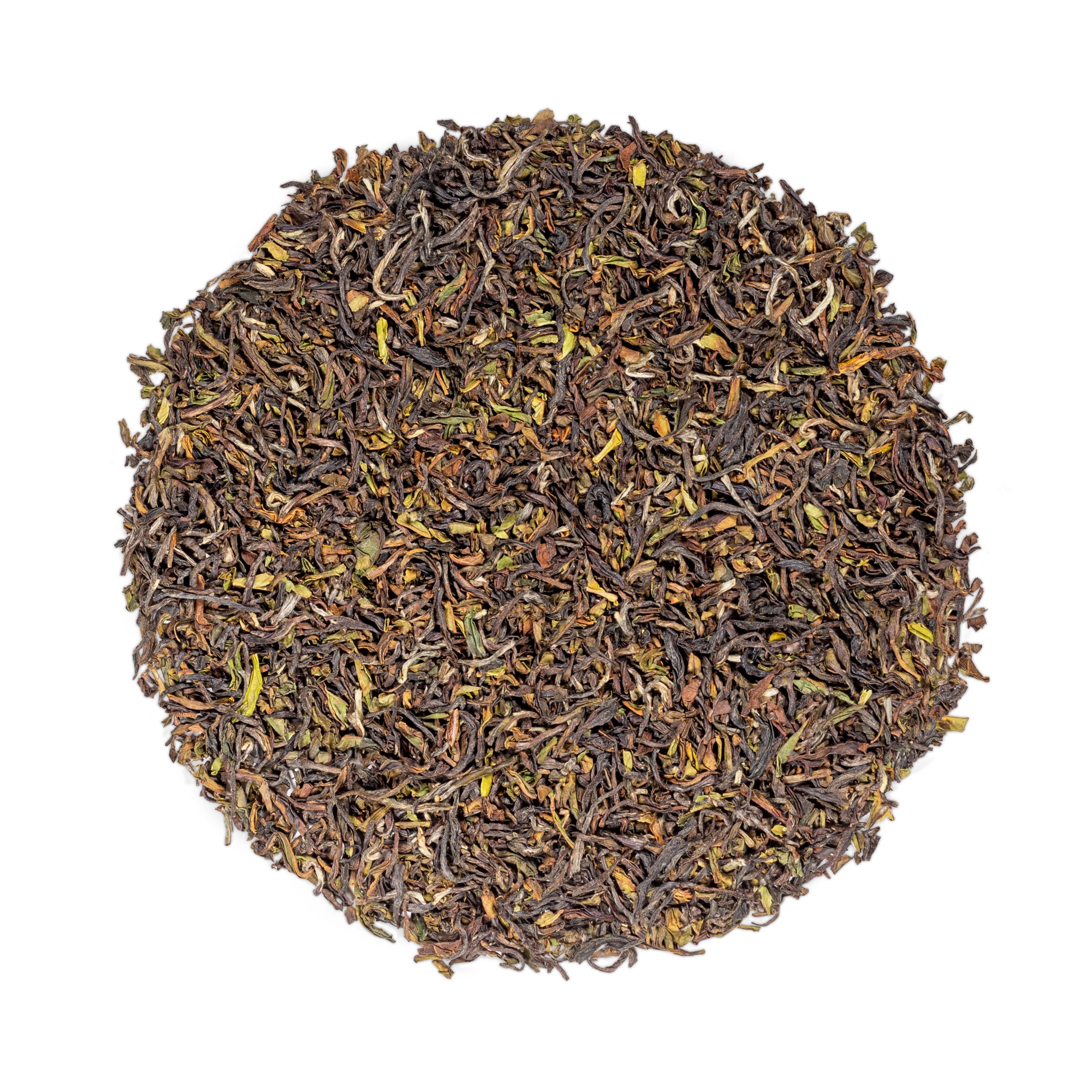 KUSMI TEA Thé noir du Népal, Jardin de Guranse bio - Thé noir du Népal - Thé en vrac - Kusmi Tea