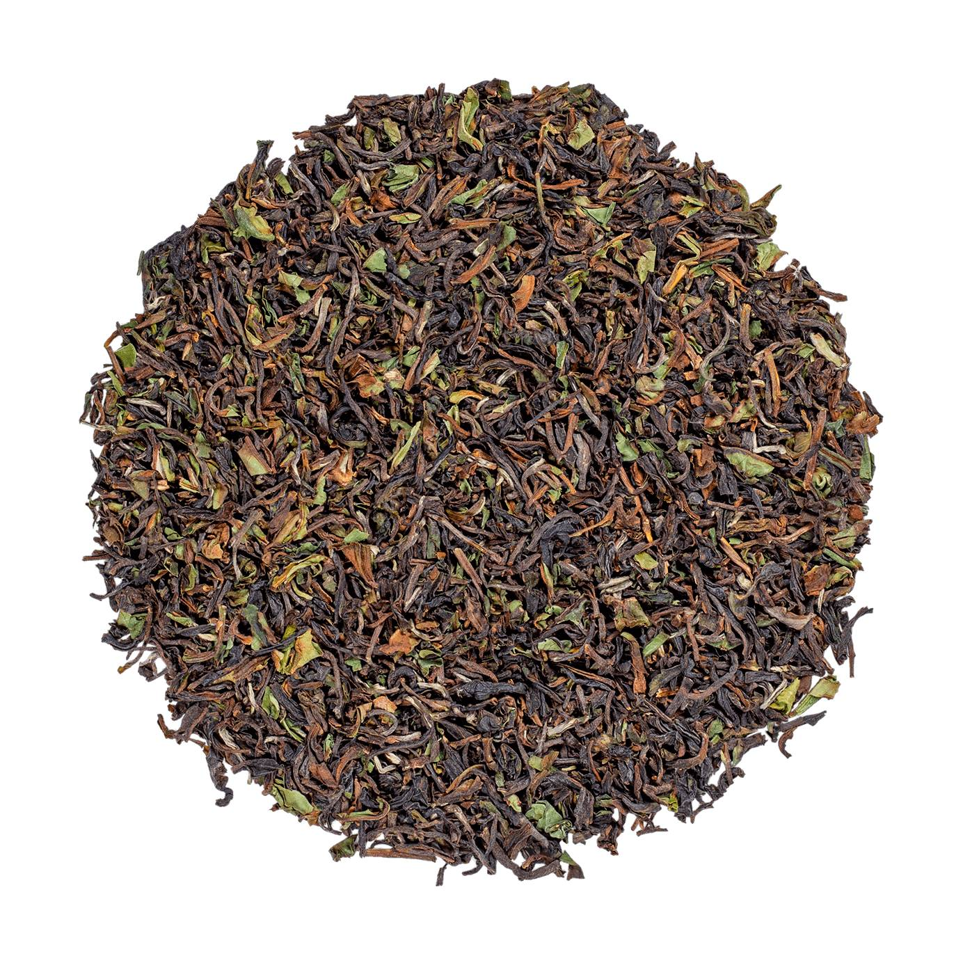 KUSMI TEA Darjeeling N°37 bio - Thé noir d'Inde. - Kusmi Tea