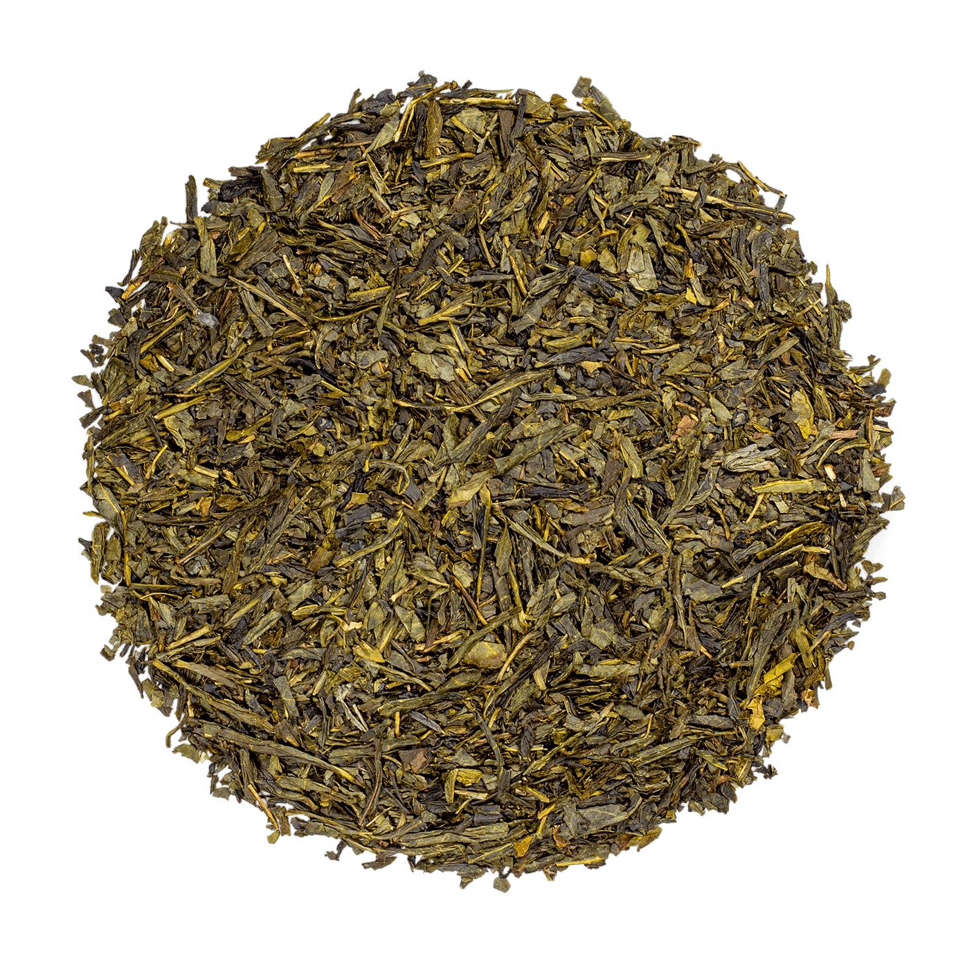 KUSMI TEA Vert Fraise Bio - Thé vert saveur fraise - Thé en vrac - Kusmi Tea