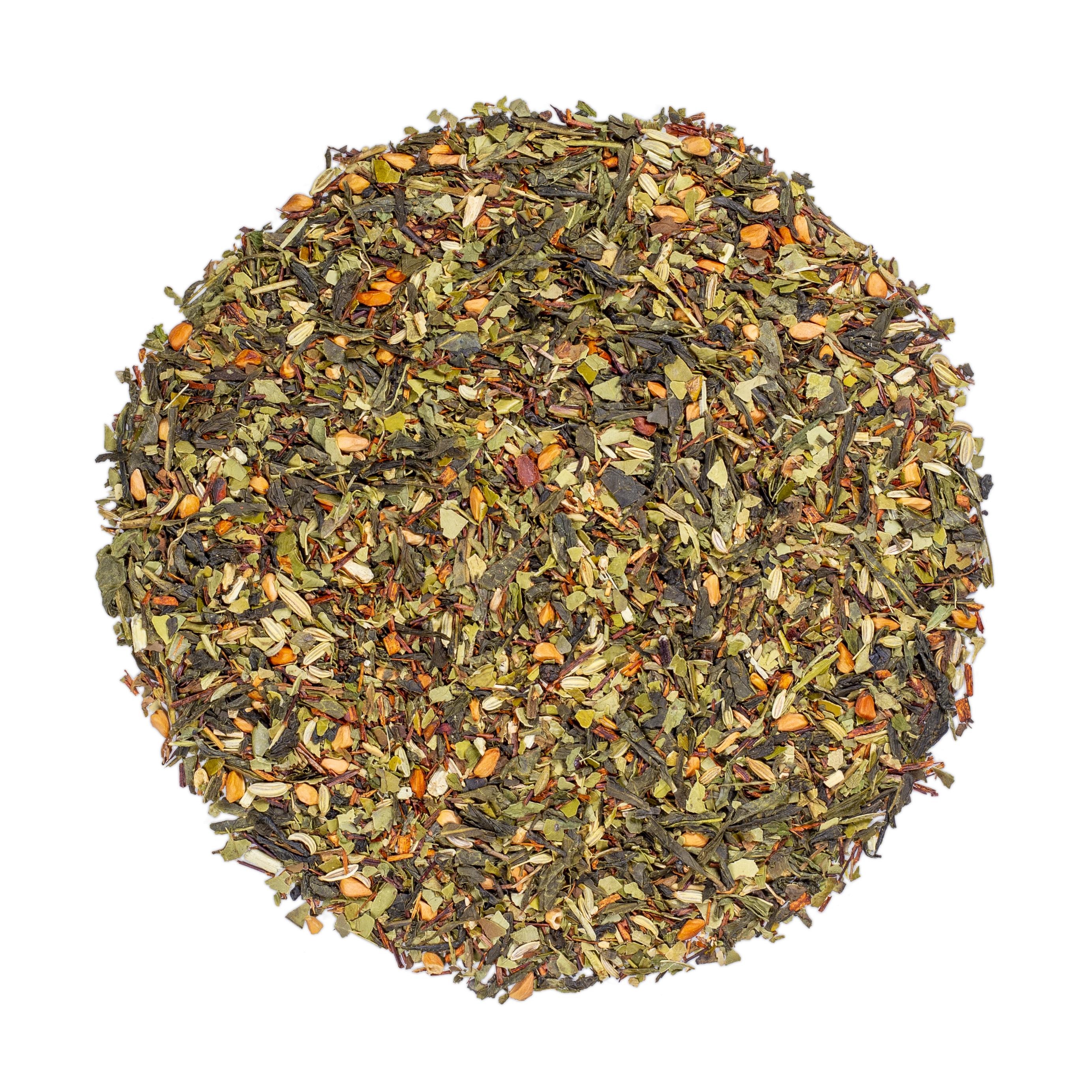 KUSMI TEA BB Detox - Thé vert, maté, pamplemousse - Thé en vrac - Kusmi Tea