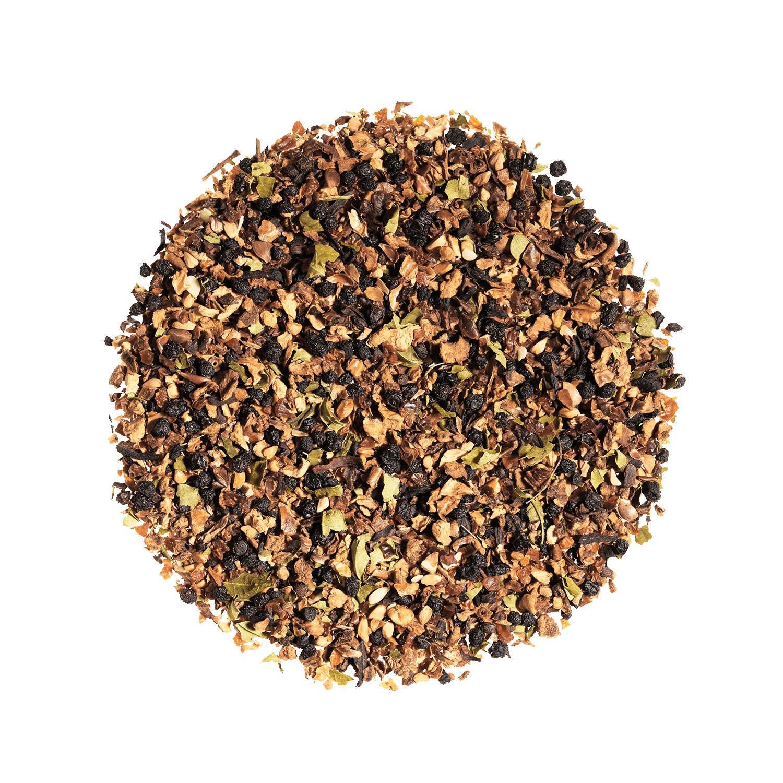 KUSMI TEA Sweet Break - Infusion bio Hibiscus, fruits rouges, biscuit Kusmi Tea