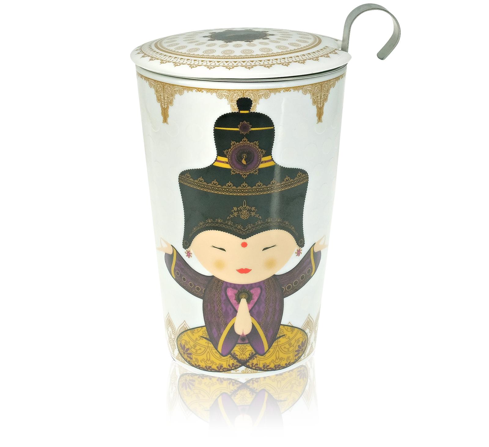 KUSMI TEA Tisanière 25Cl Eigenart Kusmi Tea