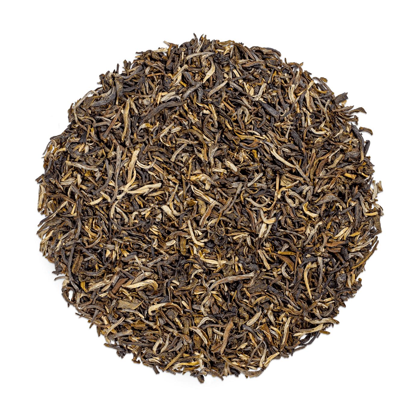 KUSMI TEA Blanc Pêche-Cassis bio - Thé blanc, pêche, cassis - Kusmi Tea