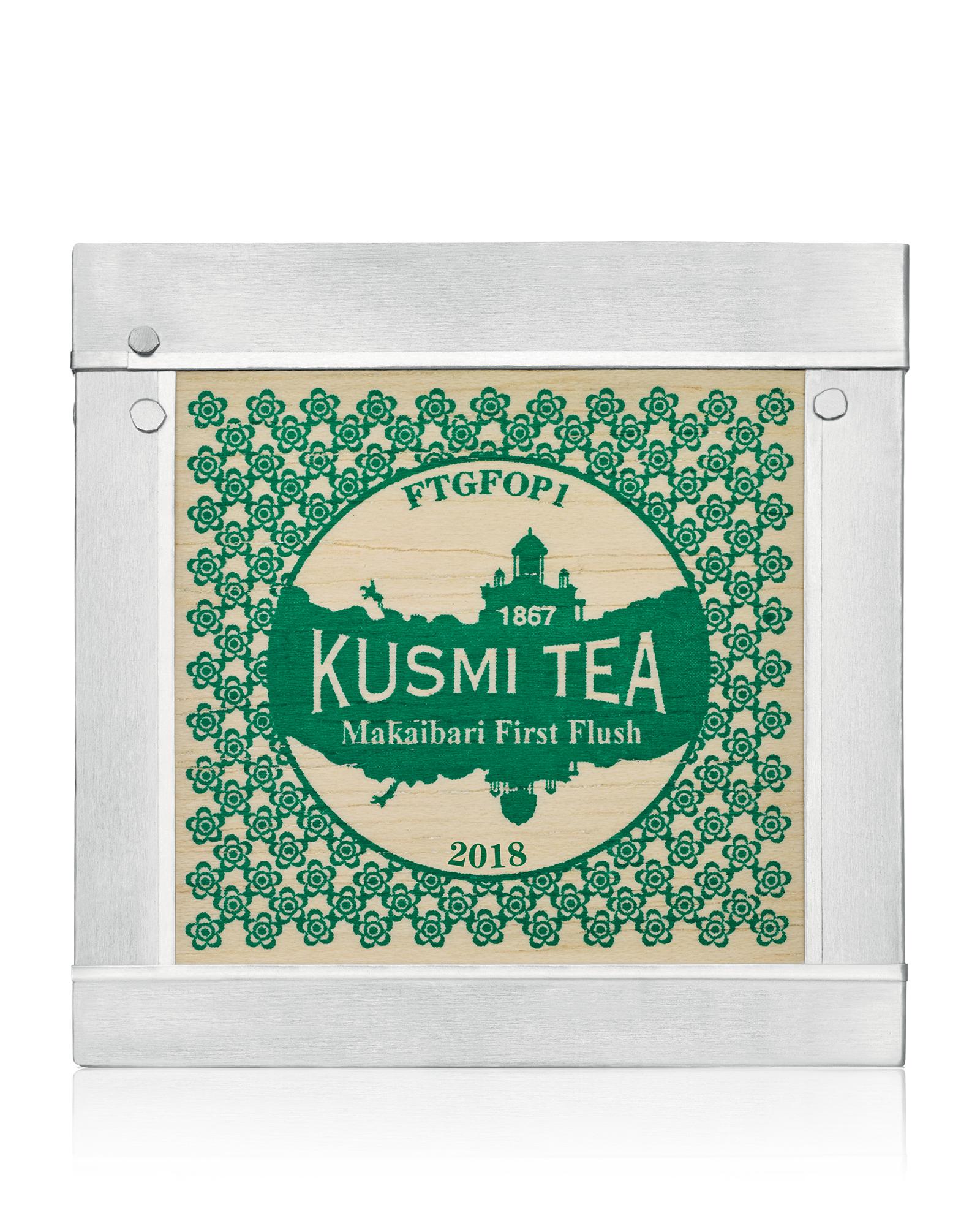 KUSMI TEA Makaibari Darjeeling First Flush 2018 Kusmi Tea